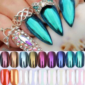 Nail-Mirror-Powder-Glitter-Dust-Nail-Art-Shiny-Chrome-Pigment-DIY-Born-Pretty