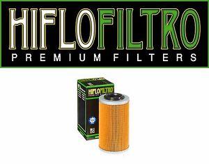 HIFLO-OIL-FILTRO-FILTRO-DE-ACEITE-BOMBARDIER-650-TRAXTER-MAX-650-COCHE-CVT-2005