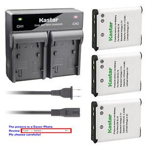 Kastar-Battery-Rapid-Charger-for-Nikon-EN-EL19-Nikon-Coolpix-S4300-Coolpix-S4400