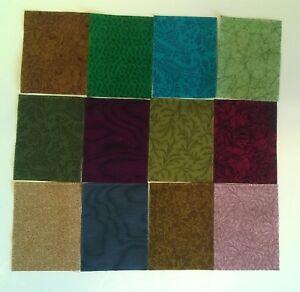 Jinny Beyer Shapeabilities fabric Pack patchwork bundle 100/%cotton Circles