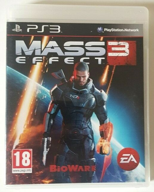 Mass Effect 3 - PlayStation 3 PS3