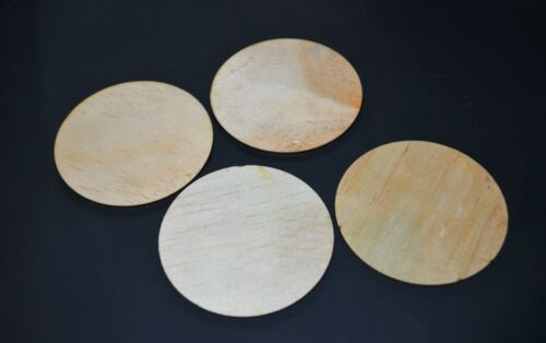 Laser Cut Wood Circle Wooden Craft Supply Unfinished Wood Circle