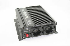 Convertidor de tensión 12V 1000/2000 Vatios Inverter Inversor