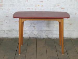 Toller Tisch Couchtisch Esstisch Küchentisch Vinyl Vintage 50er 60er