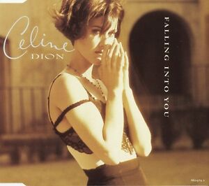 Celine-Dion-Maxi-CD-Falling-Into-You-England-VG-VG
