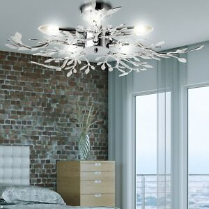 Wohnzimmer Lumen   Decken Leuchte Wohnzimmer Beleuchtung 990 Lumen Lampe Led 15 Watt
