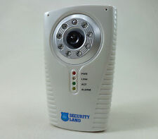 Security Land IP-WLAN Innenkamera mit IR, IP Camera NVC120WD