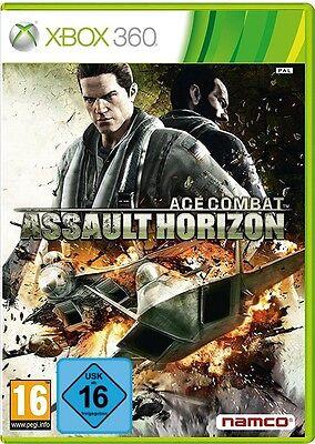 XBOX 360 Spiel Ace Combat : Assault Horizon Limited Edition Paketversand