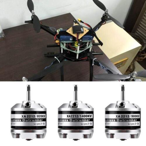 EMAX XA2212 1400KV RC Quadcopter Motor Brushless Kit for Aircraft Drone