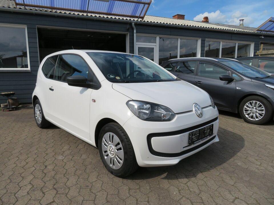 VW Up! 1,0 60 Take Up! BMT Benzin modelår 2014 km 59000