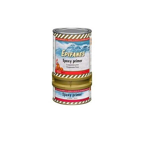 Epifanes 2-K und Epoxy Primer Grundierung Weiß 750ml , 2 Liter und 2-K 4 Liter 39e23c