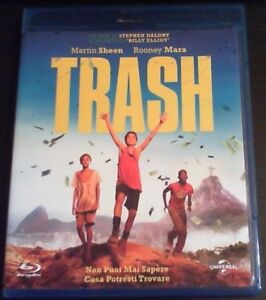 TRASH BLU RAY - Italia - TRASH BLU RAY - Italia