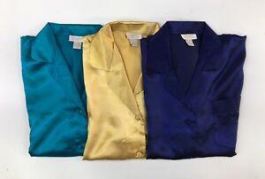 efe91bf31b66 VANDRE Sleepwear Sleep suits night set Soft Comfy Pajamas shirts and ...
