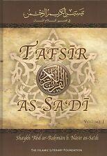 Tafsir as-Sadi Volume 1 in English By Shaykh Abd ar-Rahman bin Nasir as Sa'di