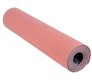 Image is loading Women-039-s-Health-Double-Sided-Yoga-Mat e8b61b04db