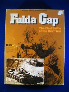 Fulda Gap - SPI Games - Boxed - Unpunched -  VG+