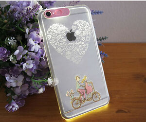 c969a6efa1 New Genuine SG Design Lighting Clear Art Case for Apple iPhone 6, 6 ...