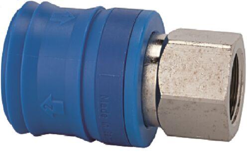 Druckluft Entlüftungskupplung Sicherheitskupplung Schnellverschlußkupplung