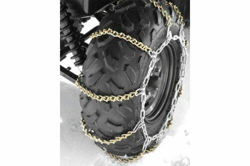 HONDA TRX 400 Rancher AT 4x4 04-07 PAIR Rear Tire Chains