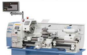 Bernardo profi 700 pro - 400v 2-alineación visualización digital 03-1183 máquina de torneado