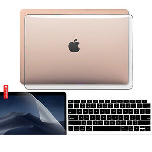 hot sale online c3ccc 4bf8b A1932 New Version MacBook Air 13 Inch Clear Case 2018 Release with ...