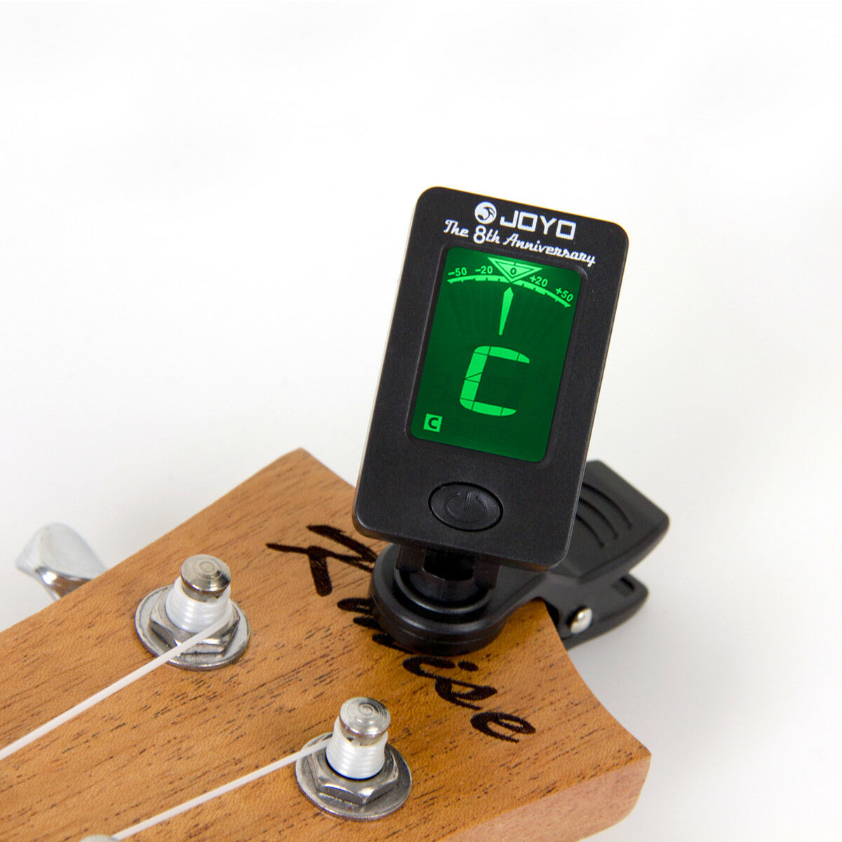 Chromatic Clip On Guitar Tuner For Acoustic Guitar Bass