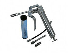 120CC PISTOL GRIP GREASE GUN SET WITH ACCESSORIES CARTRIDGE FLEXIBLE HOSE KIT