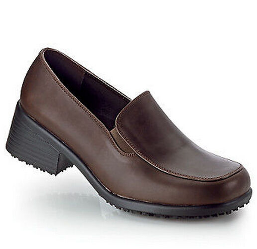 SFC shoes for Crews Envy Brown Leather Women's shoes 3100 Size 10   41.5  64 NEW
