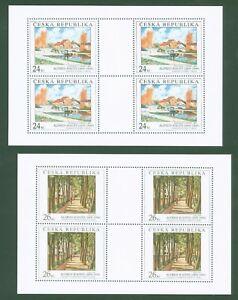 Tschechien-Czech-Republic-2009-Gemaelde-Sisley-Justitz-614-15-Kleinbogen