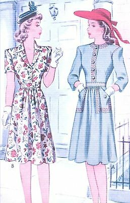 13 SHIRTWAIST DRESS PATTERN FOR FASHION DOLLS