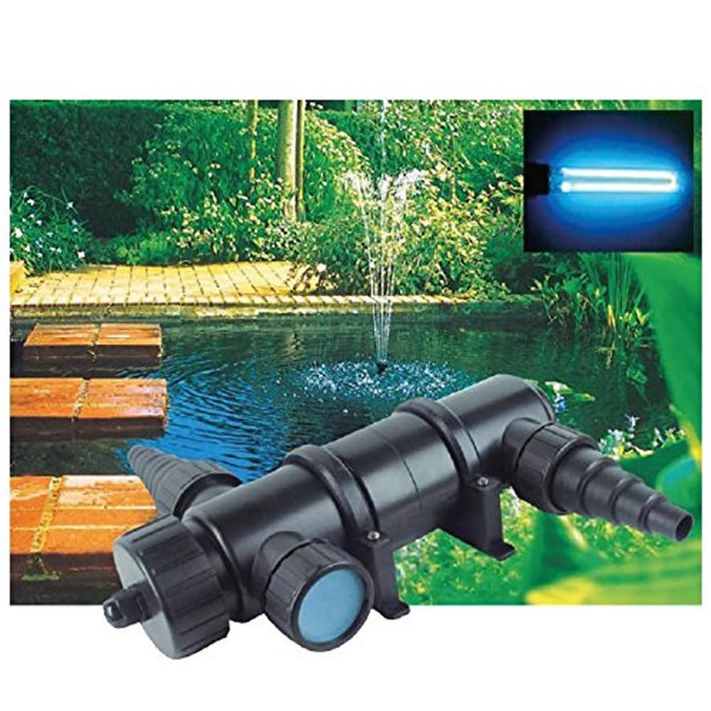 Project Lampada Easy UV Sistema di sterilizzazione alghicida per acquario lagh