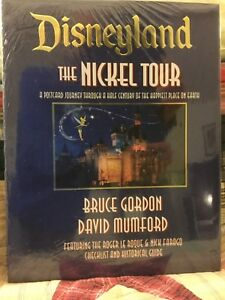 Disneyland-the-nickel-tour-book-with-the-blue-cover-addition-unopened