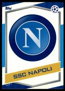 NAP2 Match Attax Liga de Campeones 16//17 Pepe Reina Napoli no
