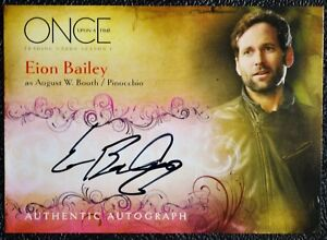 Once-Upon-a-Time-A5-Eion-Bailey-as-Pinocchio-Autograph-Auto-Trading-Card-Disney