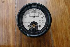 Vtg Dc Microamperes Ammeter Or 0 100 Panel Meter Sm 8 346449