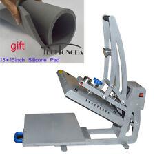 Techtongda Slide Out Semi Automatic Flat Heat Press Transfer Machine 1515