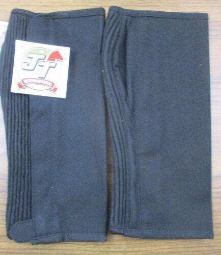 1 SPORT Amara Daim couvre-bottes noir Small//Medium Tough