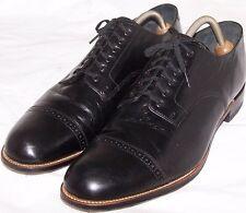 MEN  SHOES OXFORDS STACY ADAMS  Size 10.5D Black  Leather India