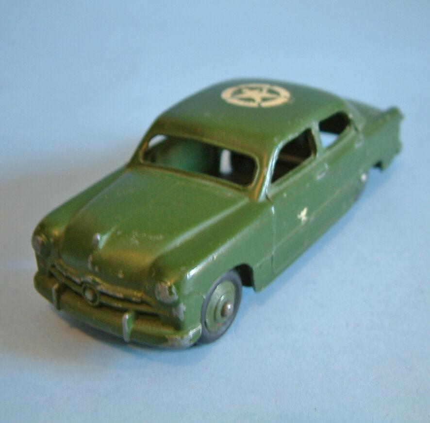 Dinky toys Meccano England Original 1954 Ford Fordor United States Army  170m