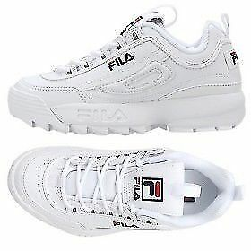 6ea16adef6982f New FILA Disruptor ii 2 Shoes Men Sneakers Athletic Running White ...