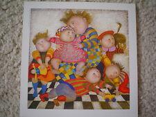 """GRACIELA RODO BOULANGER - Vintage Postcard """"Mother's Day"""""""