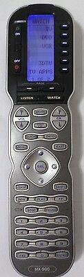 URC GENESIS MX-900 PROGRAMMABLE UNIVERSAL REMOTE CONTROL T3-D2