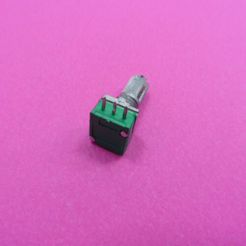 RK097N 15mm Audio Shaft Mono Potentiometer Amplifier Sealed 3 Pins Ohm