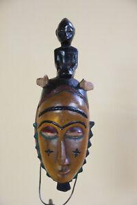 BB8-Guro-Baule-Maske-alt-Afrika-Masque-Gouro-ancien-Old-tribal-mask-Africa