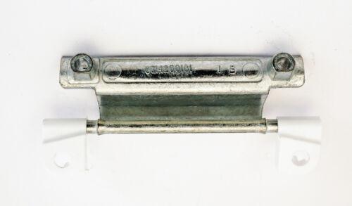 Compatible Avec Hotpoint Charnière et bloque porte de sèche-linge W1200 WD1200 17121E TR11