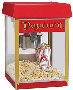 New Fun Pop 4 Oz Popcorn Popper Machine By Gold Medal 25788924041 Ebay