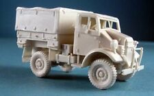 Milicast BB116 1/76 Resin WWII British Ford 15cwt 4X2 (CMP No.11) 2B1+Tilt Cover