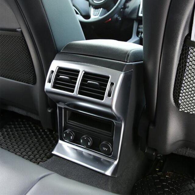 For Jaguar F Pace 2016 2018 Rear Interior Air Condition Vent Outlet Cover Trim