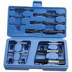 Silverline 371762 Screw Extractor Set 12pce Broken Screws