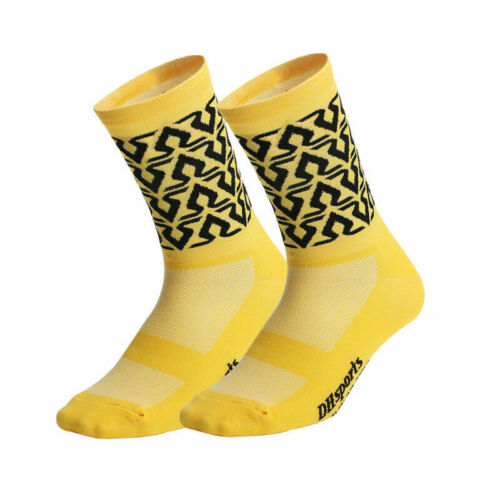 Cycling Socks Breathable Summer Spring Riding Calf Sock Running Compression Sock